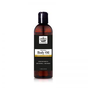 Tobacco & Vanilla Inspired Body Oil