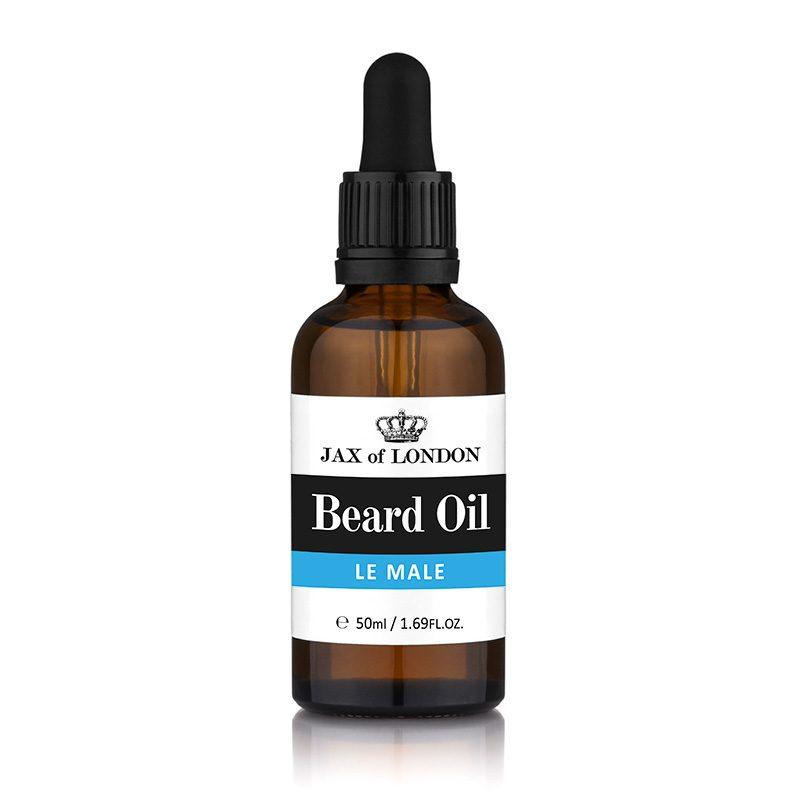 Le Male Cologne Beard Oil