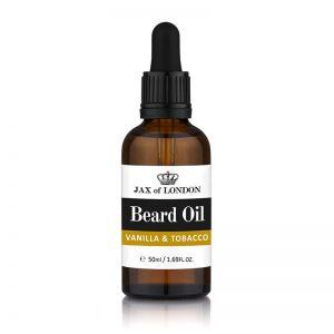 Vanilla & Tobacco Cologne Beard Oil