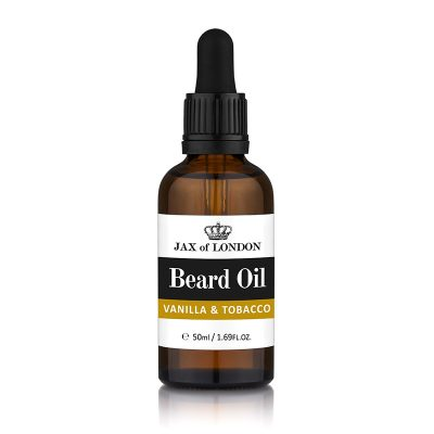 Vanilla & Tobacco Cologne Beard Oil
