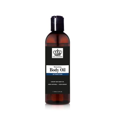 Sauvage Inspired Body Oil jax of london