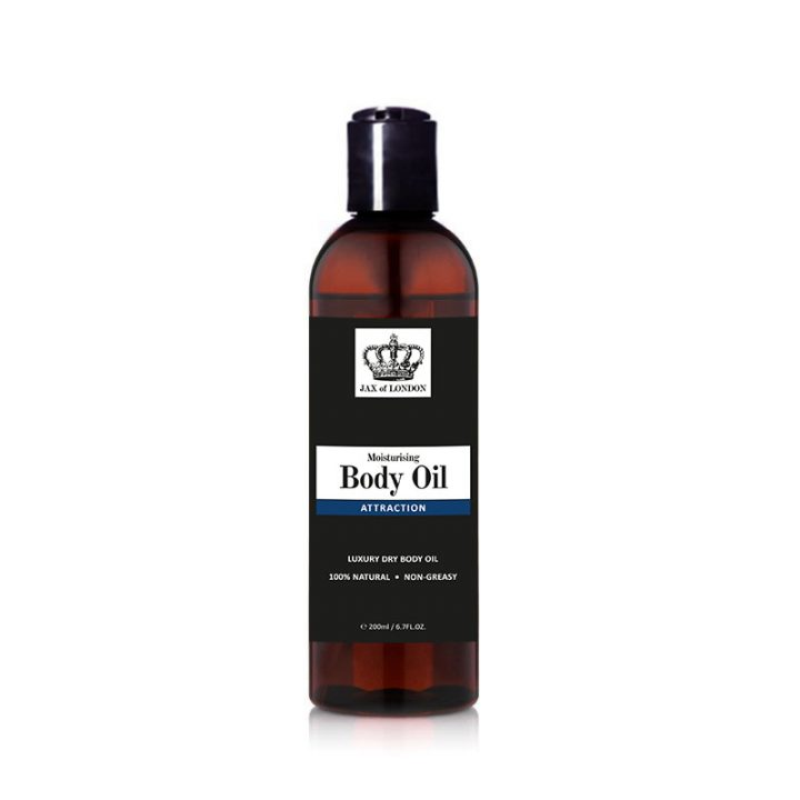Sauvage Inspired Body Oil