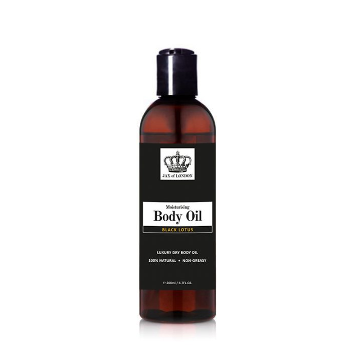 Black Orchid Inspired Body Oil