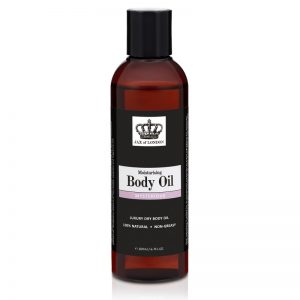 Mysterious Body Oil
