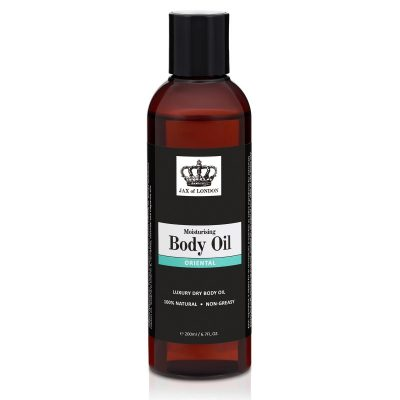 Oriental Body Oil 100% Natural alcohol-free formula, A blend of natural oils to repair the skin & lock in moisture, Moisturiser, Stretchmarks, Aging Skin