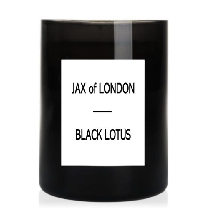 Black Orchid Inspired Soy Candle