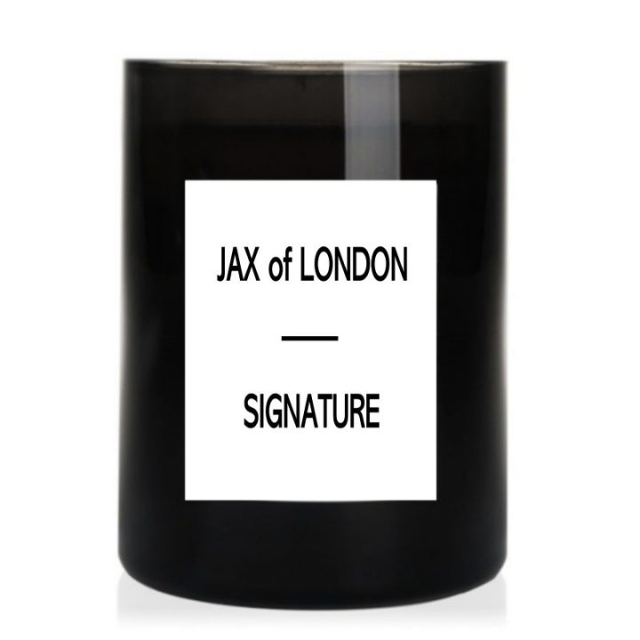 JAX OF LONDON SIGNATURE CANDLE