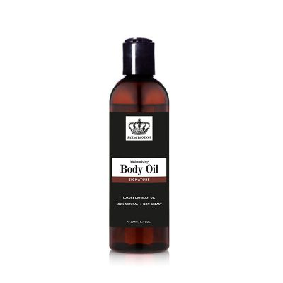 Creed Aventus Inspired Body Oil