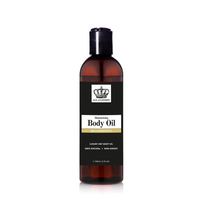 Lady Million Inspired Body Oil