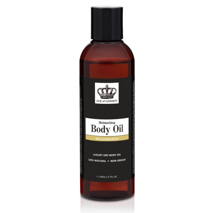 Millionariess Body Oil