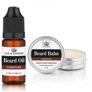 Creed Aventus Inspired Beard Balm & Beard Oil Set