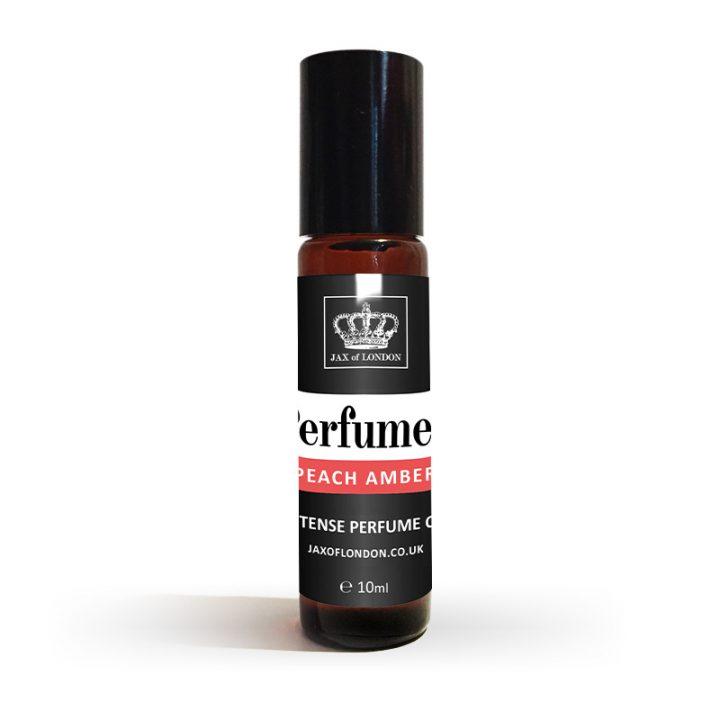 Peach Amber Perfume Oil EDP 10ml