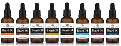 Cologne Beard Oil Collection