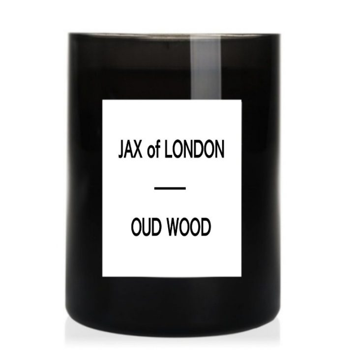 Oud Wood Soy Candle