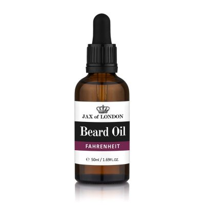 Fahrenheit Inspired - Cologne Scented Beard Oil
