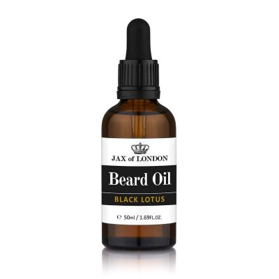 Black Orchid Inspired - Cologne Scented Beard Oil