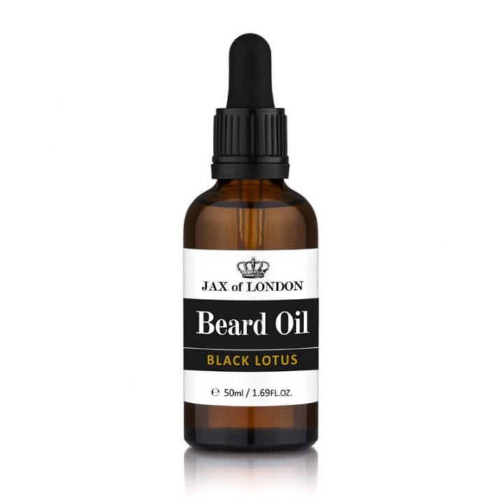 Black Lotus Cologne Beard Oil