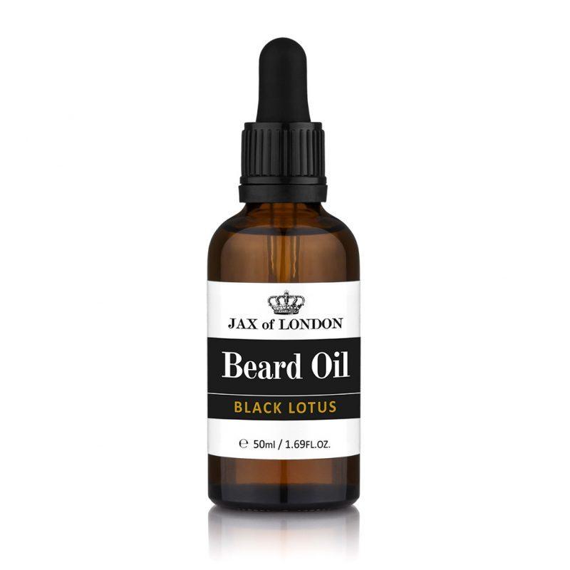 Black Lotus Cologne Beard Oil
