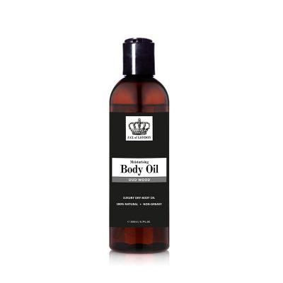JAX OF LONDON Oud Wood Body Oil
