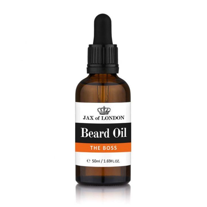 The Boss Cologne Beard Oil