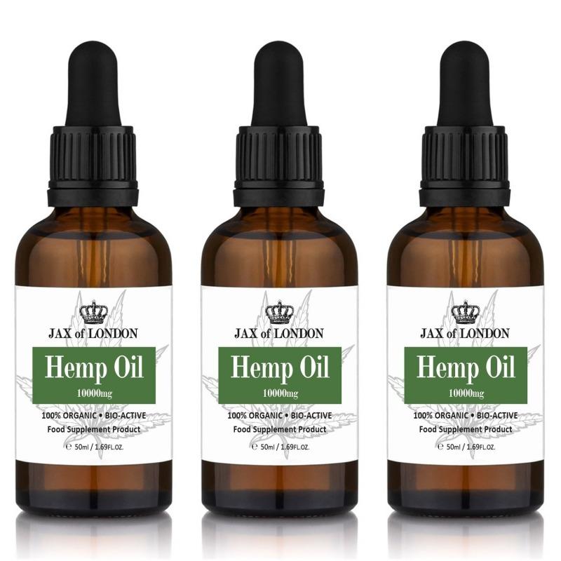 Hemp Oil 10000mg Multi Packs