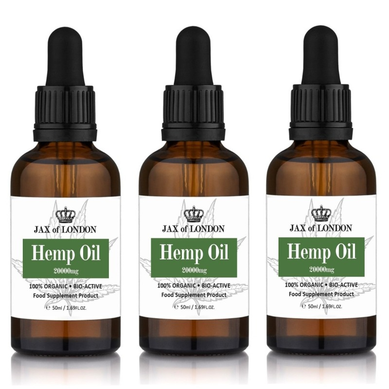 Hemp Oil 20000mg Multi Packs