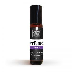 Alien Inspired Perfume Oil EDP 10ml