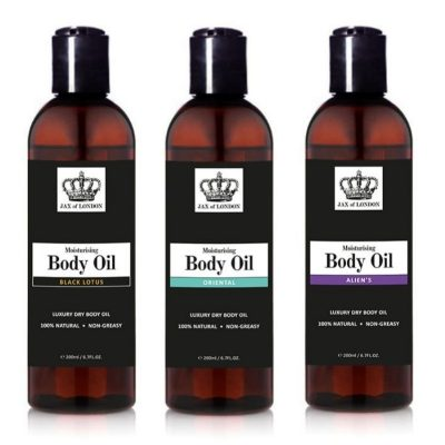 3 x Body Oil Gift Set