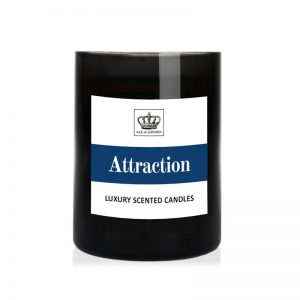 Attraction Cologne Candle