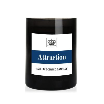 Sauvage Inspired Soy Candle Attraction Cologne Candle
