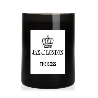 Boss Inspired Soy Candle