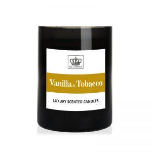 Vanilla & Tobacco Candle