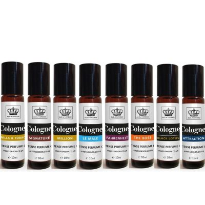 Cologne Oil Set 10ml