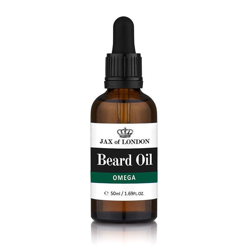Omega Cologne Beard Oil